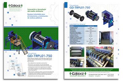 Reparaciones y mecanizados Godiz SL presenta sus trituradores industriales para residuos