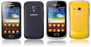 Ponsel Samsung S6500 Galaxy Mini 2