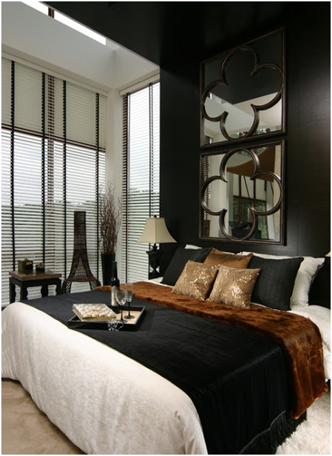 High Quality Here Is An Some Picture For Brown And White Bedroom Ideas. This Is Some  Bedroom Design Ideas That Will Create A Calming, Relaxing Space.