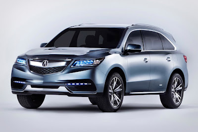 Acura  on Acura S   Honda Of Japan Subsidiary  All New 2014 Rlx Luxury