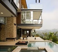 Casa en el lago Hollywood