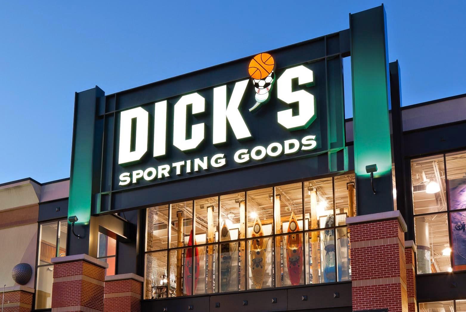 dicks sporting: