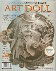 Art Doll Quarterly Aug/Sep/Oct 2011
