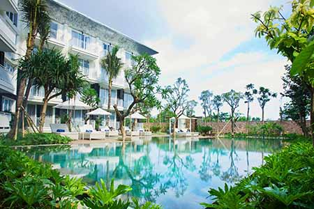 Bali Style Pool Bogor