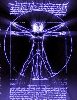 Ιερή αναλογία Ανθρώπου - Σύμπαντος