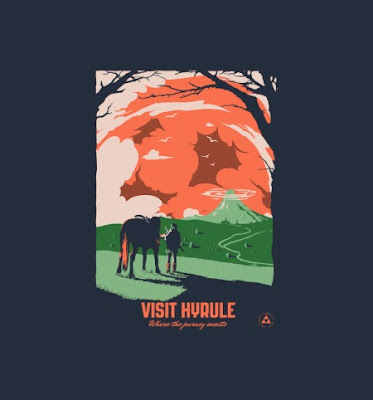 Visit Hyrule Shirt