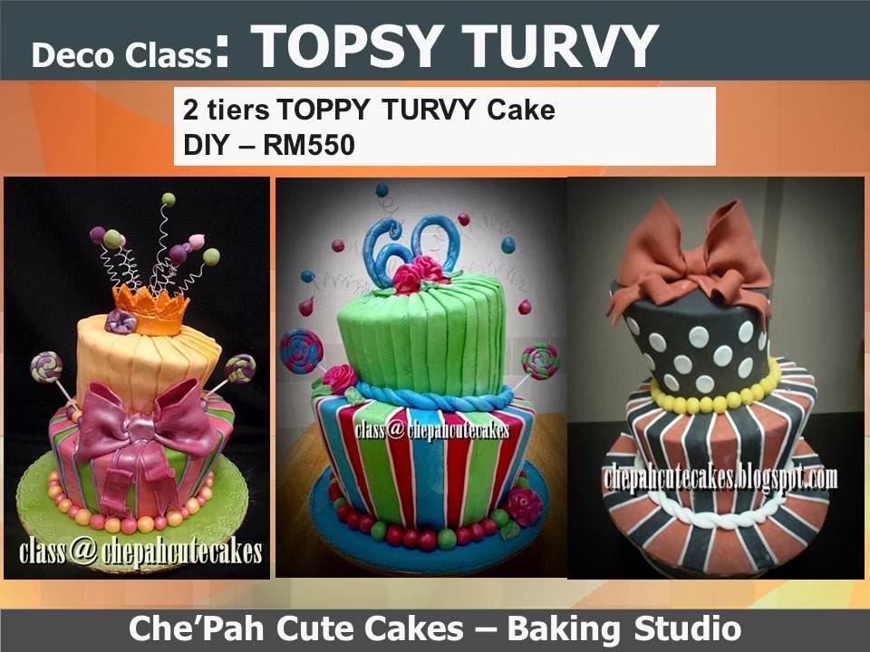 Class Deco: TOPSY TURVY