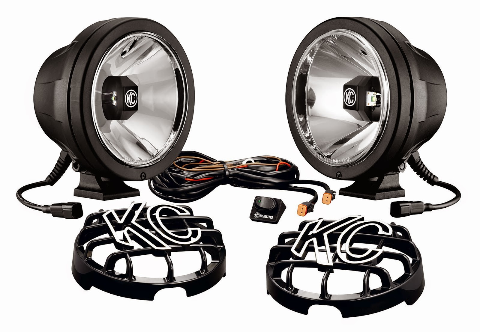 "6"" PRO-SPORT GRAVITY LED PAIR PACK SYSTEM"
