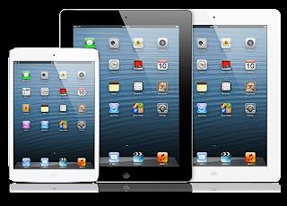 Harga iPad Lengkap Terbaru 2014