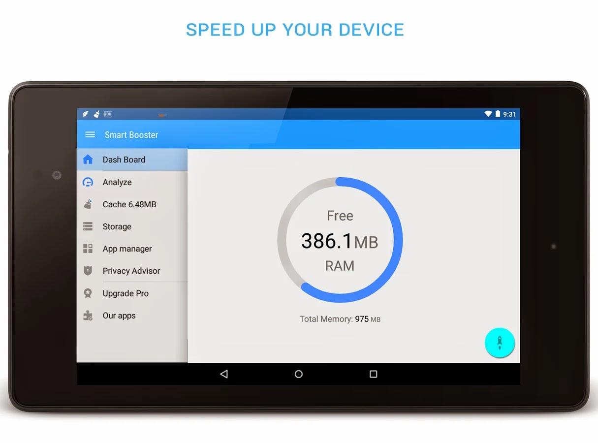 Smart RAM Booster Pro v4.4.720