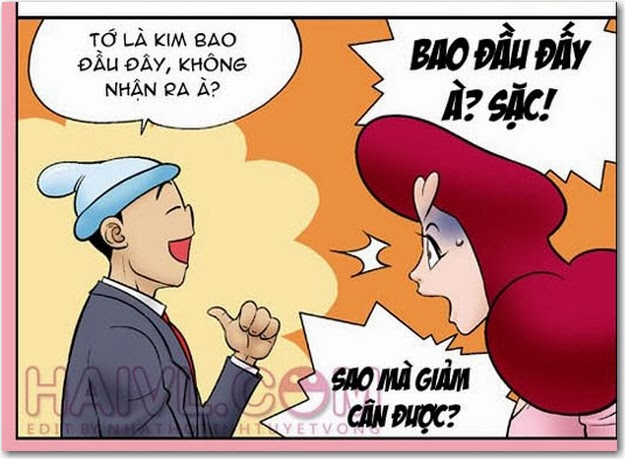 Kim Chi và Cu Cải phần 885 - Phương Pháp Giảm Cân