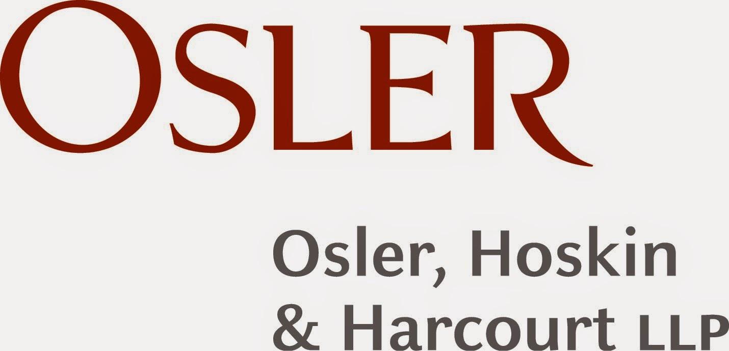 Osler, Hoskin & Harcourt
