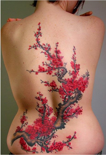 beauty and bridal tattoos for girls Tree of Life Tattoo Designs For Women