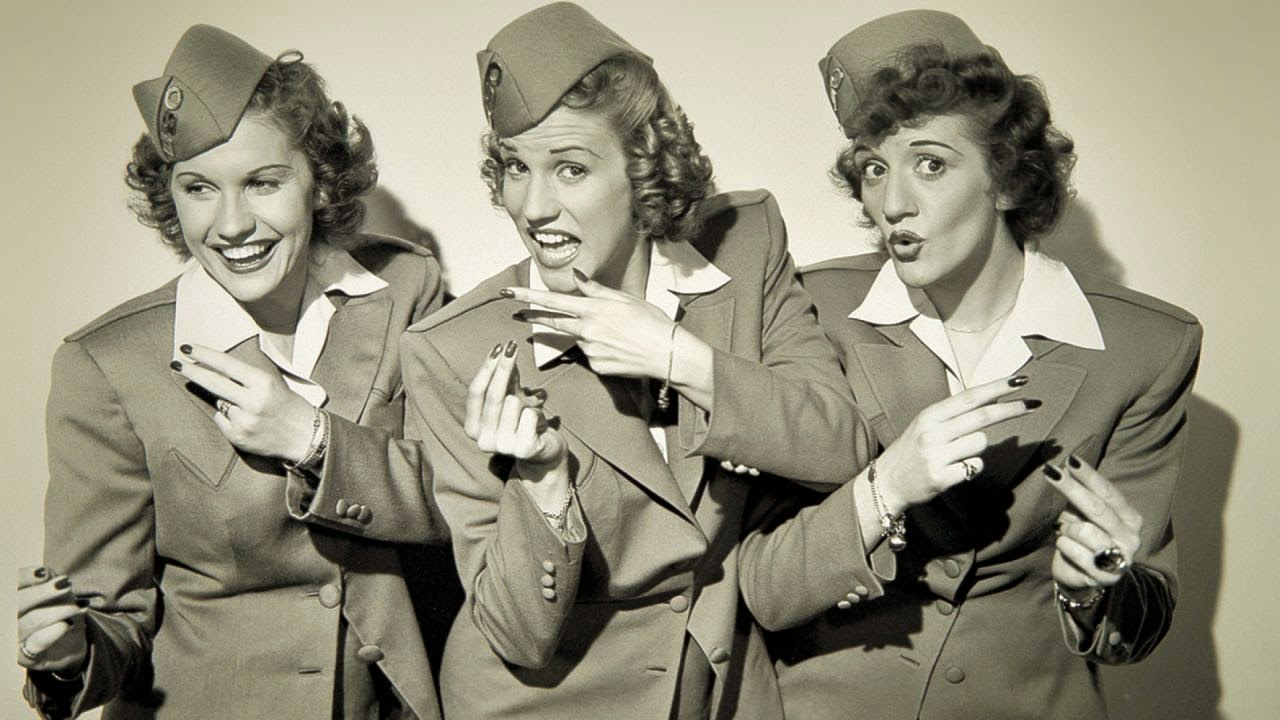 Andrews Sisters – Money (Is The Root Of All Evil) (Lyrics)