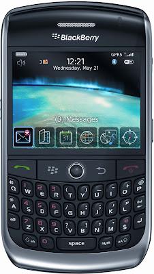 Harga BlackBerry Gemini