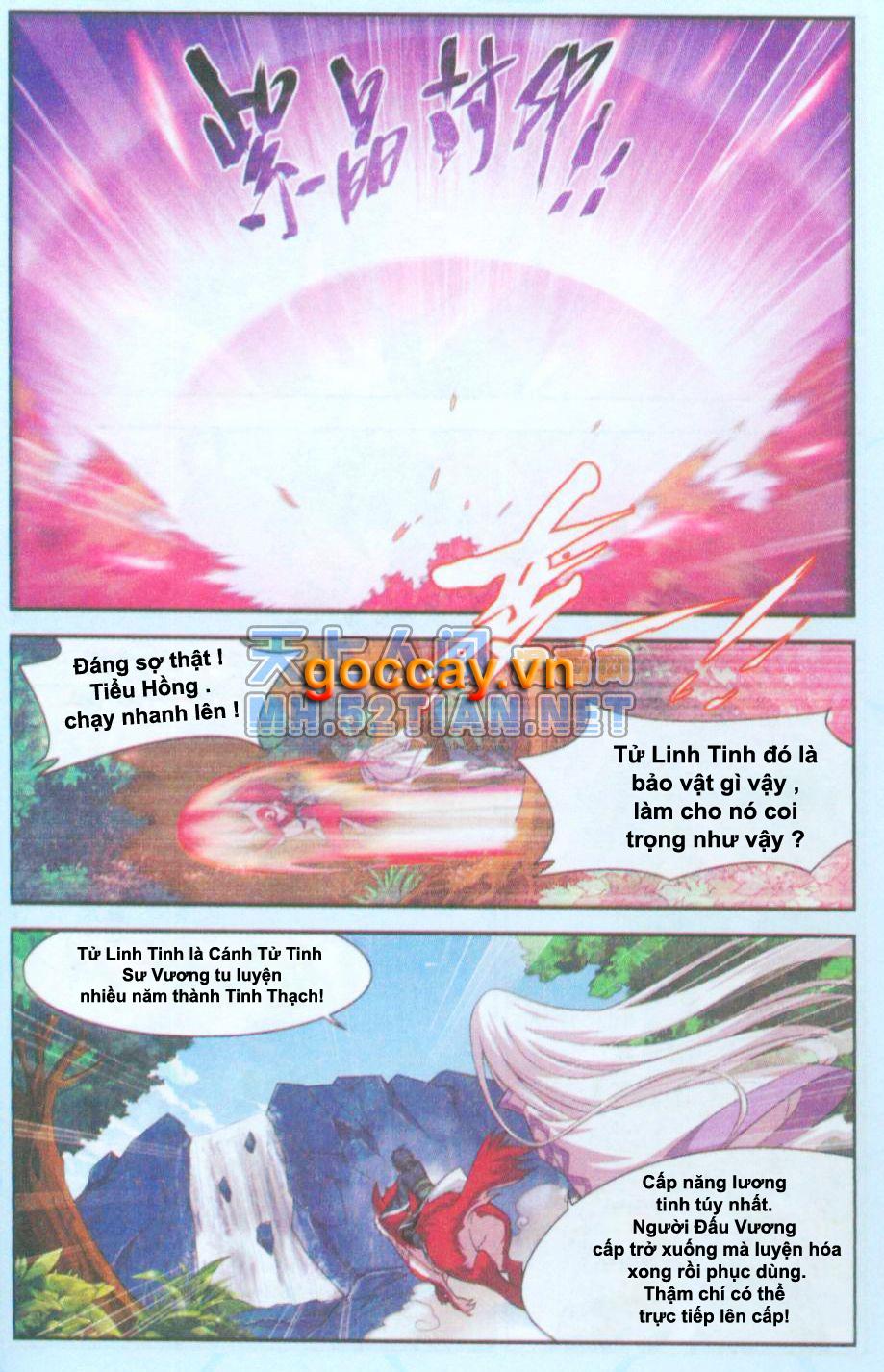 Đấu Phá Thương Khung chap 27 page 6 - IZTruyenTranh.com