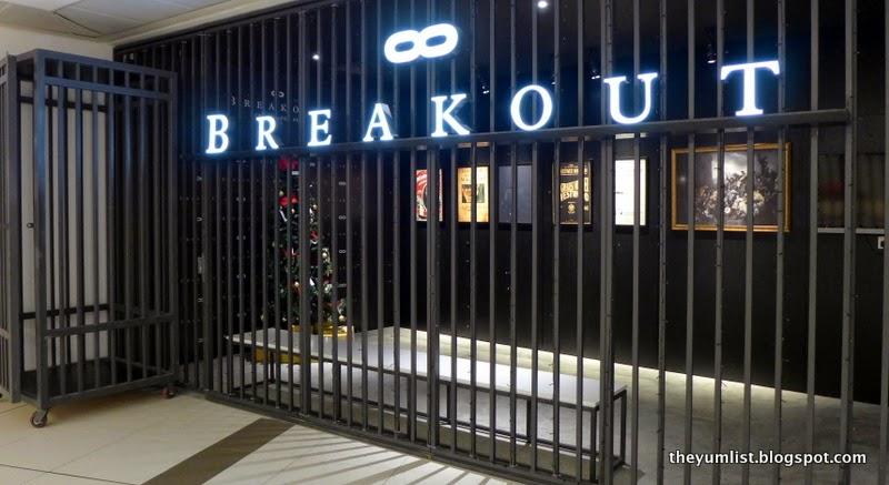 Breakout, Avenue K, Kuala Lumpur, Malaysia