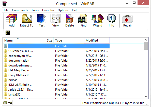 Download WinRAR 5.30 Beta 6 Terbaru Full Version