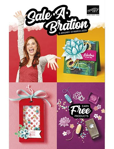 2020 Sale-a-bration Catalogue