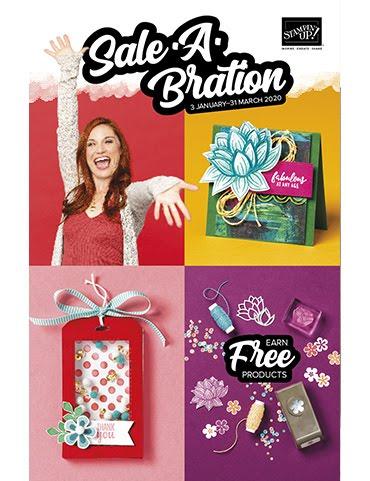 2020 Sale-a-bration Catalogue