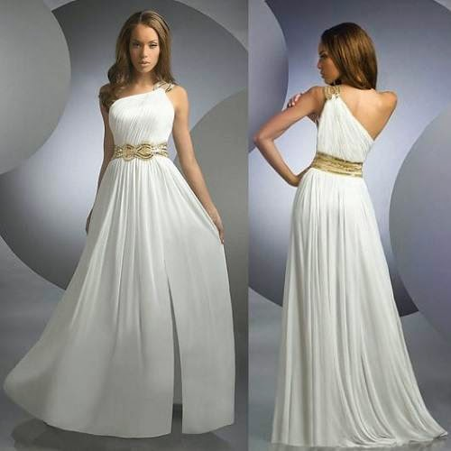 Goddess Grecian Prom Dresses 2015 | wedding ideas