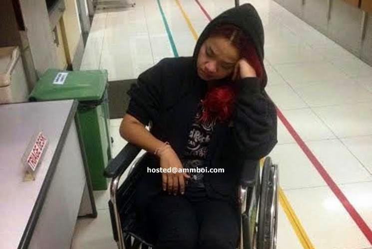 Punca Mimi One Nation Emcees Masuk Hospital, info, terkini, hiburan, Mimi One Nation Emcee,