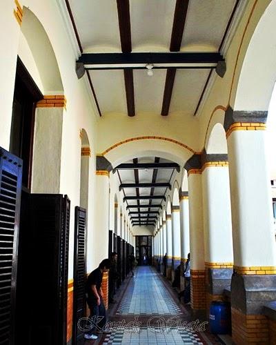 room doors Lawang Sewu Semarang