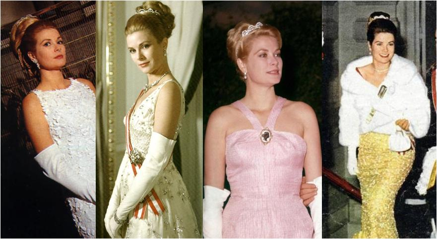 Princess Grace Hairstyles