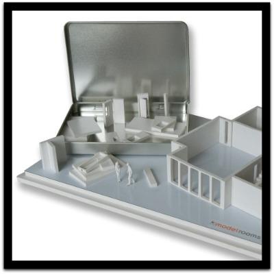 Architecture Model Kit3