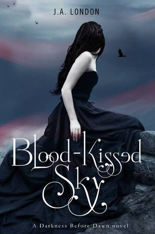 Blood-Kissed Sky by J.A. London Teaser