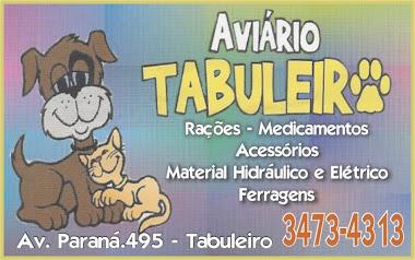 AVIÁRIO TABULEIRO