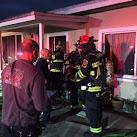 Six Escape House Fire In Cocoa, Florida