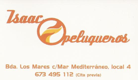 Isaac Peluqueros