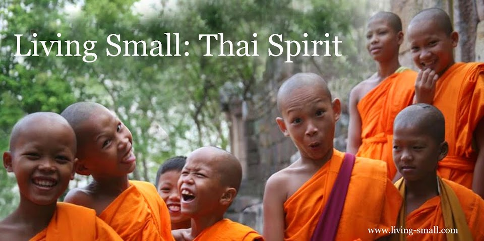 Living Small: Thai Spirit
