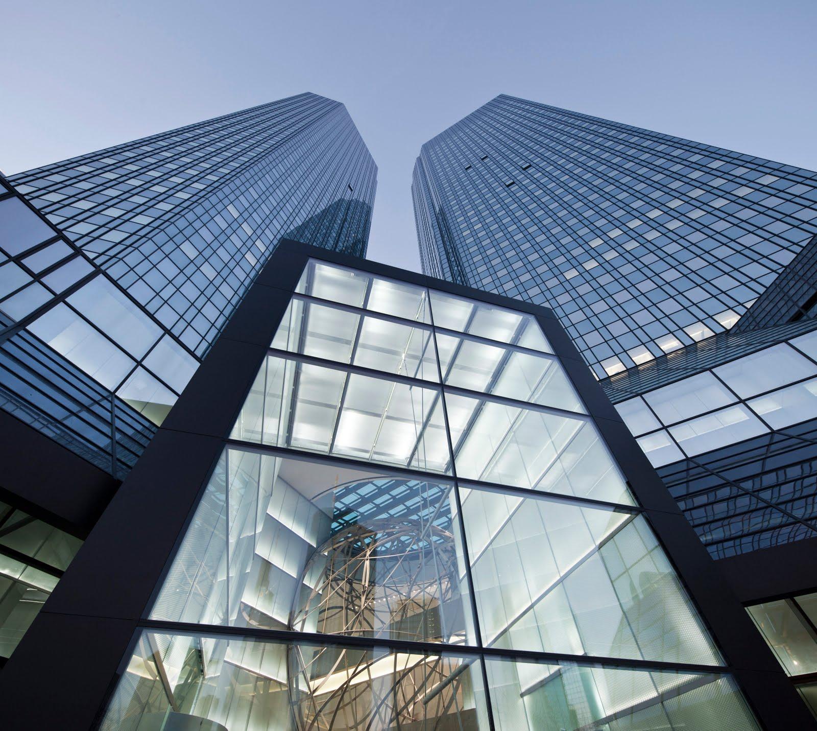 Deutsche bank sphere frankfurt germany croma design for Designer frankfurt