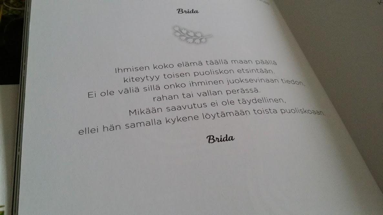 paulo coelho rakkaus mietelauseita Savonlinna