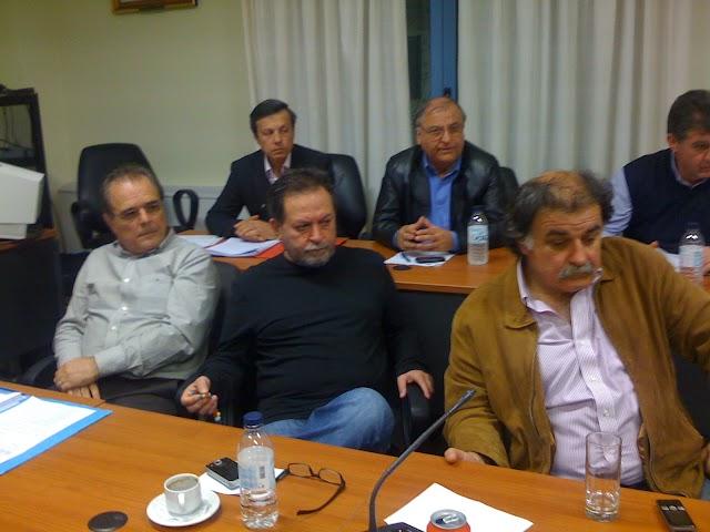 Συνεδρίαση για τα οικονομικά του Δήμου και τα Νομικά πρόσωπα