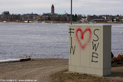 Finland Loves Sweden Haparanda