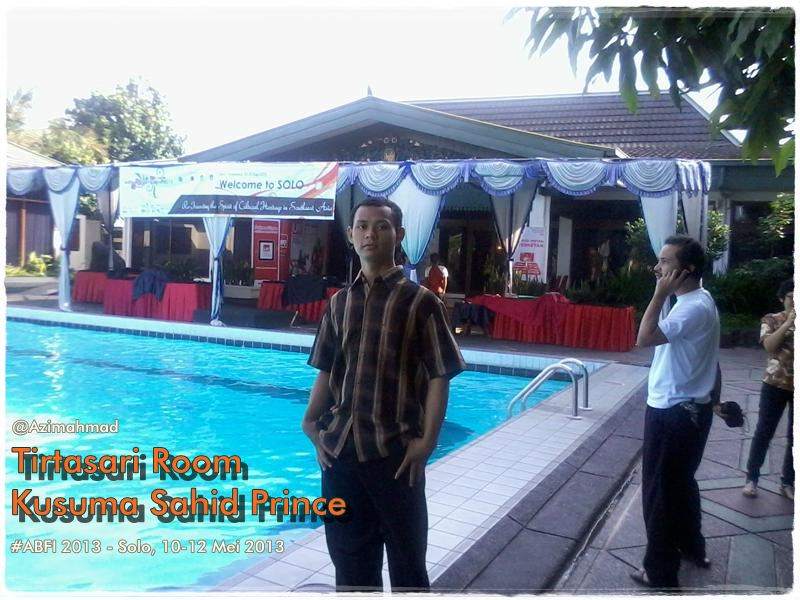 Kusuma Sahid Prince Hotel Solo, Tirtasari Room Kusuma Sahid Prince Solo