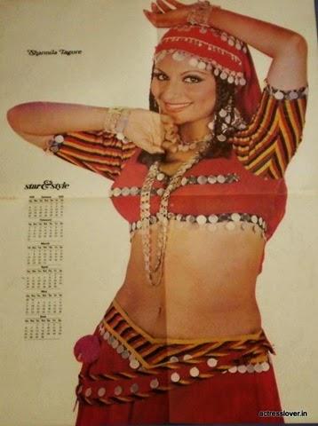 Sharmila Tagore hot