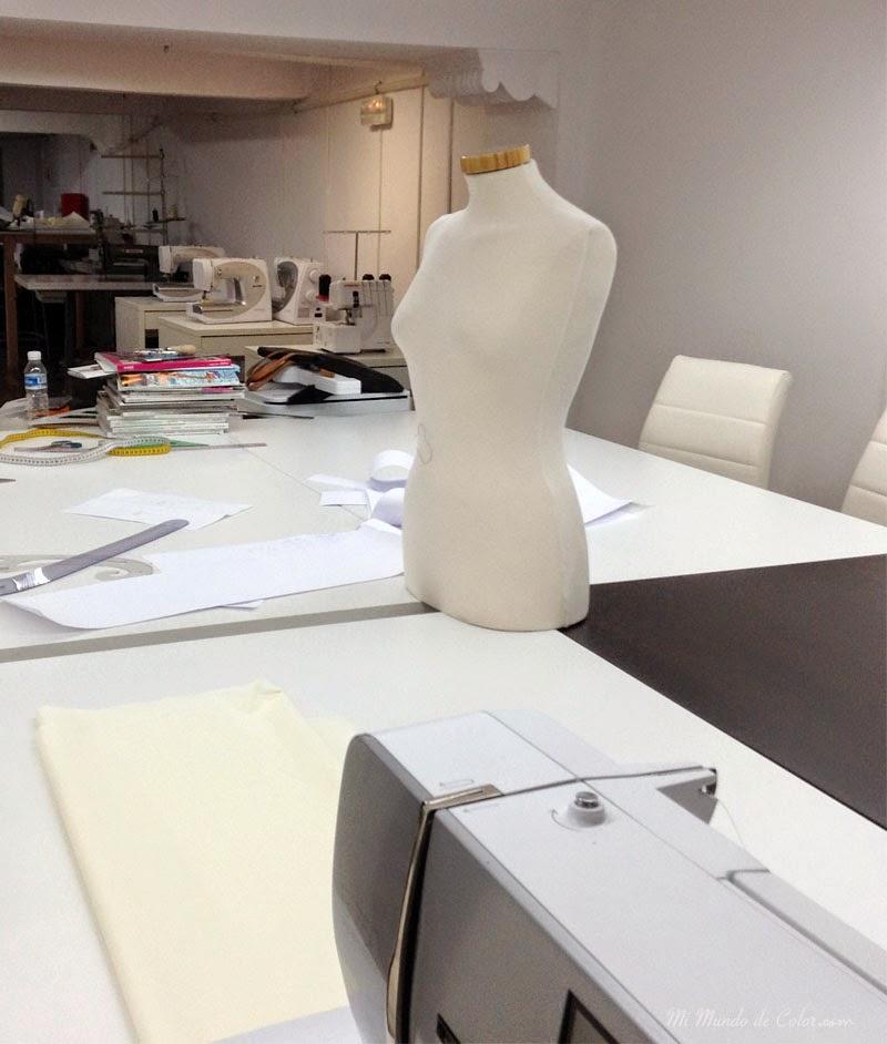 curso de patronaje industrial y moda en pamplona
