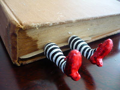 Wicked Witch Bookmarks