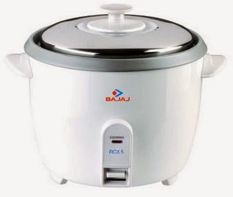 Bajaj 1.8L RCX5 Rice Cooker