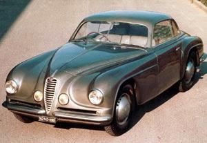 Marque de voiture - Alfa Romeo