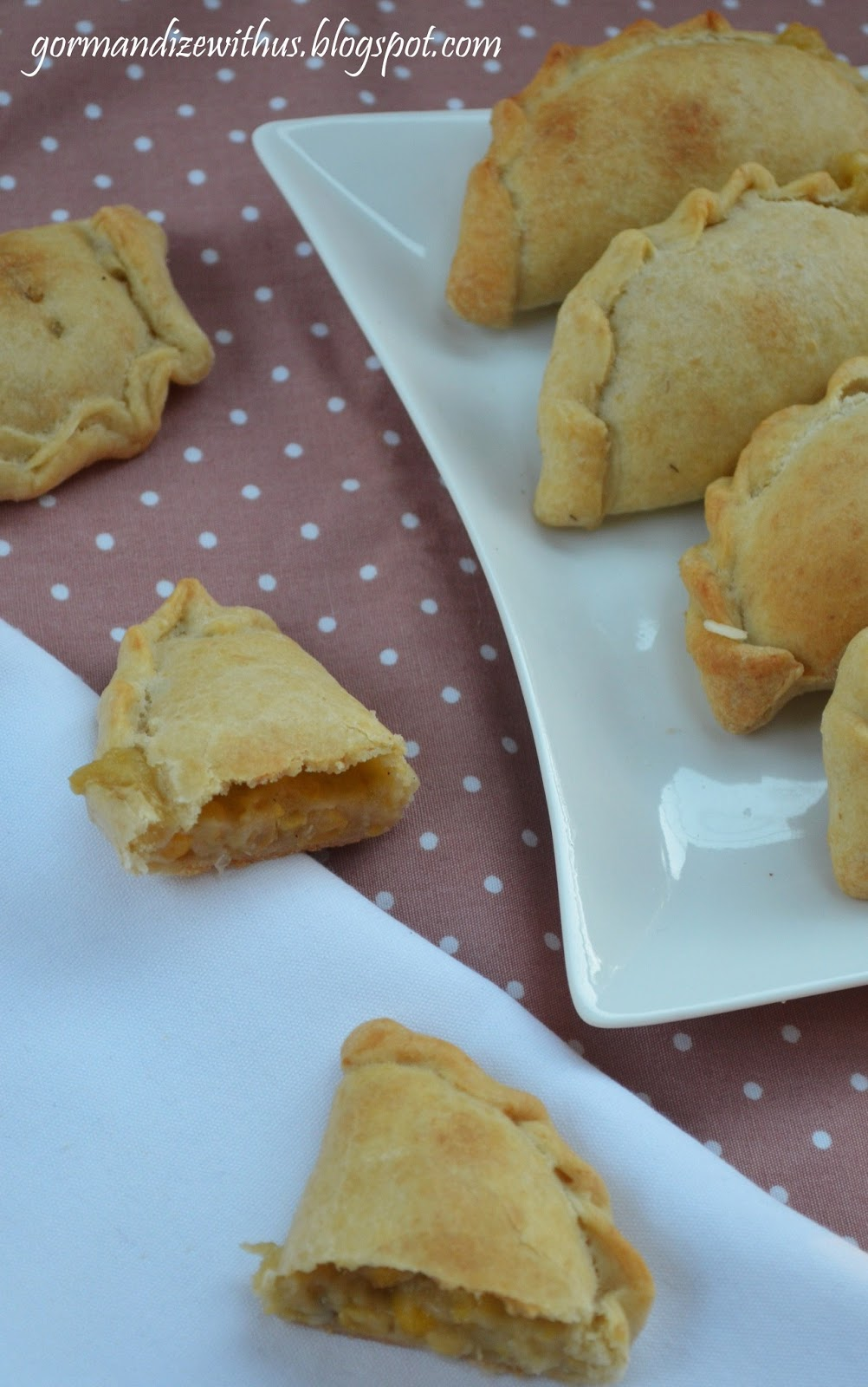 Gormandize: Argentinian Sweetcorn Empanadas