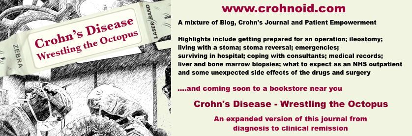 Crohnoid - an IBD Journal