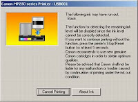Cara Memperbaiki / Service Printer Canon iP2770 Blinking 16x