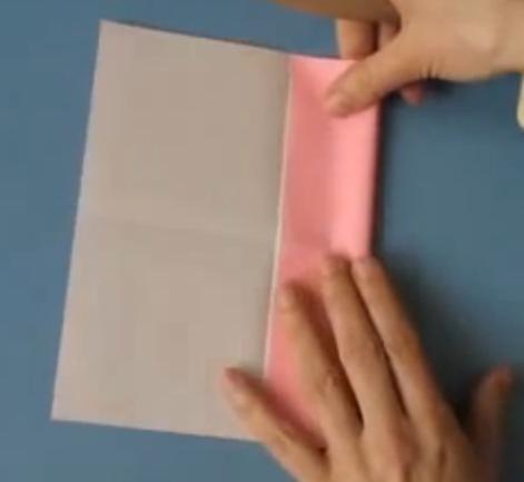 Kreasi membuat kupu kupu dari kertas origami