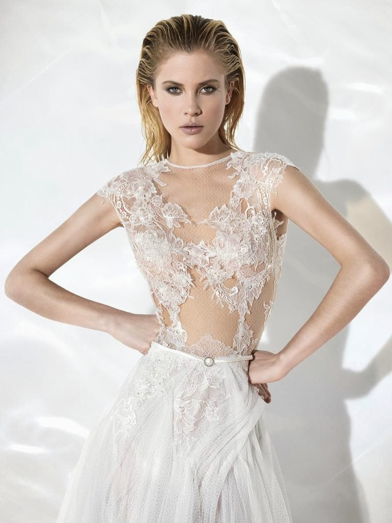 Glint Couture 2014 Bridal Collection by YolanCris
