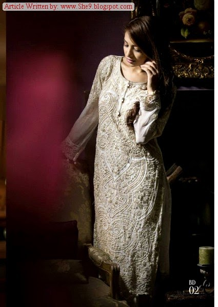 MariaB Mbroidered Eid Formal Suits